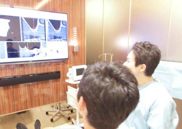 歯科用CTの有効性
