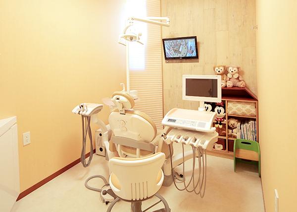 たけち歯科クリニックの小児治療の考え方