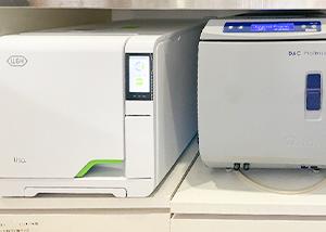 DACプロフェッショナル(クラスB 高圧蒸気滅菌器)