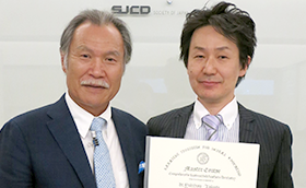 SJCD インターナショナル山崎長郎先生