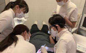 歯周検査レクチャー