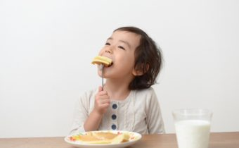 子どものむし歯予防と食習慣の密接な関係